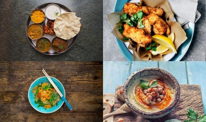Indian Food Top Choice in India in 2018, Followed by American, Chinese, Italian And Middle Eastern Reveals Survey