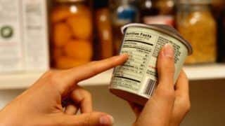 Study Finds Labels on Packaged Foods Such as Nutrition Facts Prompt Consumers to Eat Healthy
