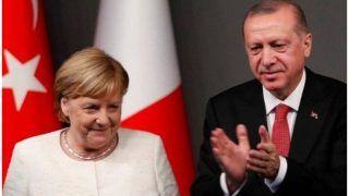 अमेरिकी सेना की सीरिया से वापसी का मुद्दा: जर्मनी की तुर्की से संयम बरतने की अपील
