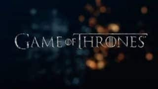 Game of Thrones: HBO Releases First Official Teaser Showing Fire And Ice Engulfing Lion, Wolf And Dragon