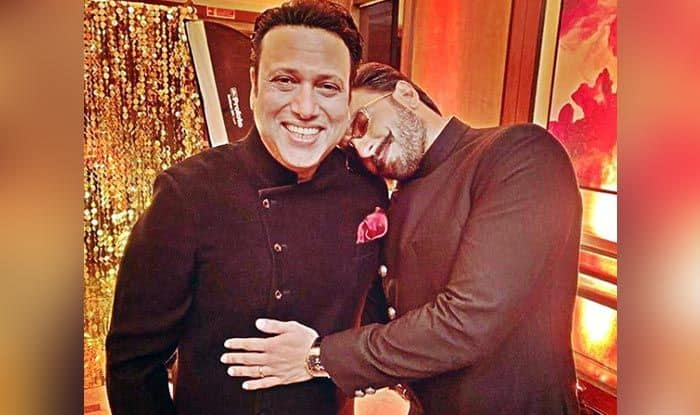 Happy Birthday Govinda: Ranveer Singh Shares Picture That Shows He's a Complete Fan of The Hero No 1 Star