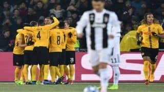 UEFA Champions League 2018-19: Stunned by Young Boys, Cristiano Ronaldo-Led Juventus Still Win Group H