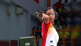 Ace Pistol Shooter Heena Sidhu Equals Qualification World Record At National Selection Trials