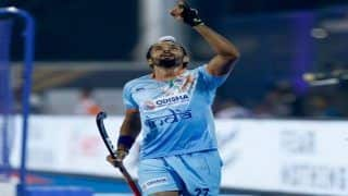 Hockey World Cup 2018: Spirited India Holds Belgium to a Draw in Thrilling Encounter