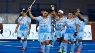 हॉकी वर्ल्ड कप: कनाडा को 5-1 से हराकर सीधे क्वार्टर फाइनल में पहुंची भारतीय टीम