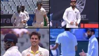 1st Test Australia vs India Adelaide: Ravichandran Ashwin Neglecting Rohit Sharma, Rishabh Pant-Nathan Lyon Battle to Virat Kohli's Dance, Top Five Moments That Stood Out During Adelaide Test | WATCH VIDEO