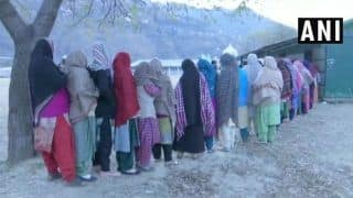 J-K Records 79.9 Per Cent Voting in Penultimate Phase of Panchayat Polls