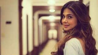 Bepannaah Fame Jennifer Winget Looks Hot in Pastel Blue Ethnic Wear in Her Latest Instagram Post - See Picture