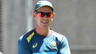Australia Head Coach Justin Langer Calls For Closed-Door Cricket When Situation Improves