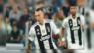 Juventus Forward Federico Bernardeschi Set be Remain Sidelined After Potential Surgery