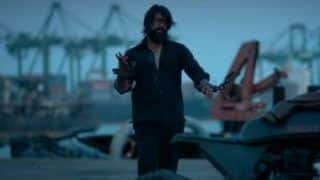 KGF - Chapter 1 Audience Review: Kannada Actor Yash's Movie Gets Thumbs-up For First Half of The Show