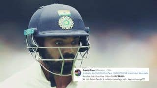 2nd Test Australia vs India Perth: KL Rahul Gets Trolled After Another Failure