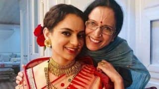 Kangana Ranaut's Mother Had This to Say After Watching Trailer of Manikarnika: The Queen of Jhansi