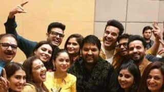 Kapil Sharma - Ginni Chatrath Wedding: Bharti Singh, Krushna Abhishek Enjoy Their Heart Out at Sangeet Ceremony  - See Pictures