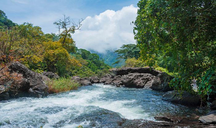 Karuvara Waterfall