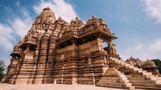Khajuraho Temples Are an Epitome of Architectural Grandeur in Madhya Pradesh