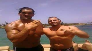 WWE Superstar Matt Hardy Talks About His Partnership With 'The Great Khali' on His Visit to India
