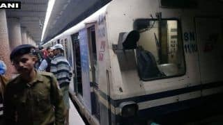 Metro Railway Services Partially Disrupted in Kolkata After Smoke Detected in Dum Dum-Bound Train