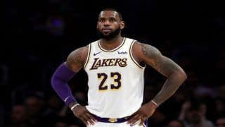 Los Angeles Lakers Star LeBron James Injured, Set to be Sidelined