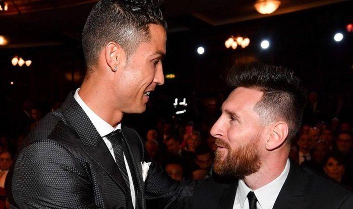 Lionel Messi and Cristiano Ronaldo_Picture credits-Twitter