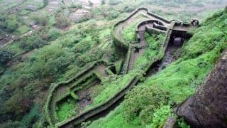 It's a Great Time to Trek up The Iron Fort of Maharashtra