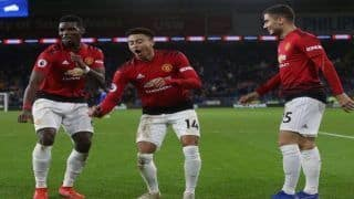 English Premier League 2018-19: Manchester United Beat Cardiff City 5-1 in Caretaker Manager Ole Gunnar Solskjaer's Debut Game