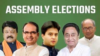 मप्र: NOTA ने लगाया कांग्रेस-भाजपा की किस्मत में अड़ंगा! 1.5 प्रतिशत वोटर्स ने सभी प्रत्याशियों को खारिज किया