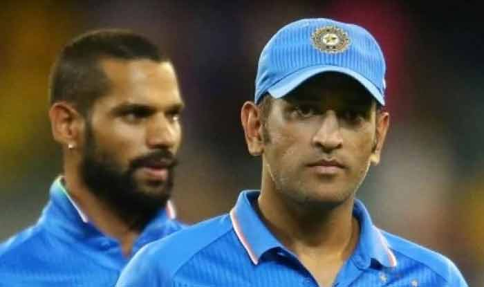 Sunil Gavaskar Questions BCCI, Asks Why MS Dhoni And Shikhar Dhawan Not Playing Domestic Cricket to Prepare For ICC World Cup 2018
