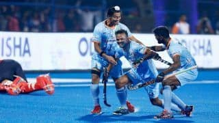 Hockey World Cup 2018: India Set to Lock Horns With Belgium, Aims to Seal Quarter Final Spot