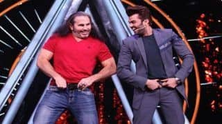 WWE Superstar Matt Hardy Visits Indian Idol Set, Teaches Participants His Gimmick- Watch Video