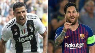 Football Transfer Rumours Latest: After Cristiano Ronaldo's Challenge Remarks, Reports Suggest Lionel Messi Could Move to Italy