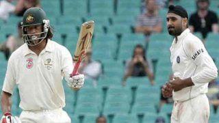 'मंकी-गेट' पर हरभजन ने ली फिरकी, कहा- क्रिकेट छोड़कर कहानीकार बन गया साइमंड्स