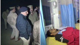 जेल से छूटने के बाद लूटपाट करने लगे बदमाश, मुरादाबाद पुलिस ने एनकाउंटर में दबोचा