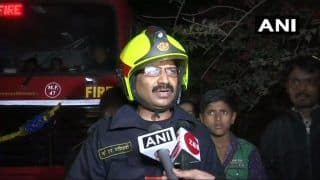 Mumbai: Fire Breaks Out in Shanties Near Malwani Area; No Casualty So Far