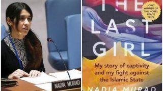 Islamic State के जुल्म व अंतराष्ट्रीय अनदेखी के खिलाफ उठी इराकी आवाज है- 'नादिया मुराद'