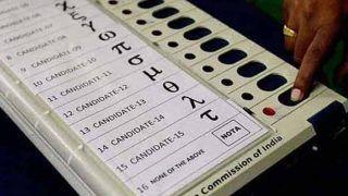 'मोदी-लहर' ने NOTA की भी हैसियत घटा दी, 15 पार्टियों को तो इससे भी कम वोट मिले
