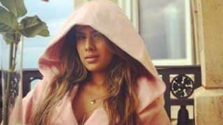 Second Sexiest Asian Woman Nia Sharma, Looks Hot AF in Pink Overcoat as She Enjoys Her Cruise Ride in Switzerland - See Pictures