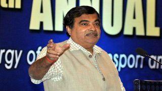 Ayodhya Dispute: Ram Temple Should be Built Through Mutual Consent, Says Nitin Gadkari