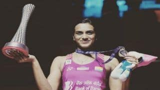 Badminton Ace PV Sindhu Sends Emotional Message to Fans After Historic World Tour Glory