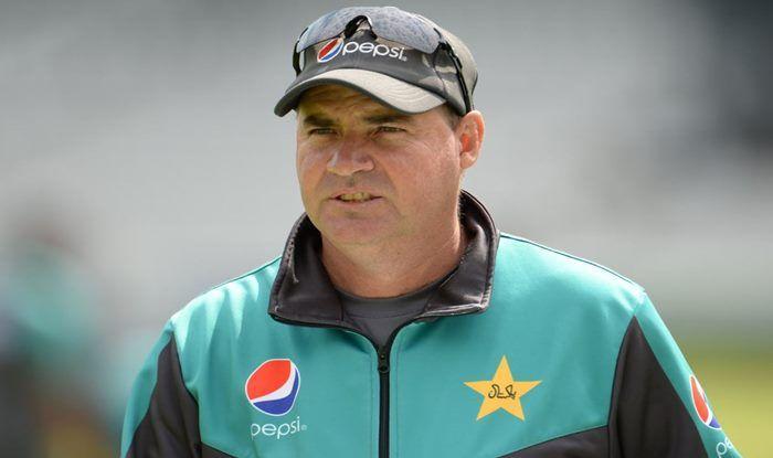 Pakistan Coach Arthur_Picture credits-ICC Media