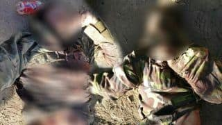 Indian Army Foils Major Border Action Team Attempt Along LoC; Two Pakistani Soldiers Neutralized