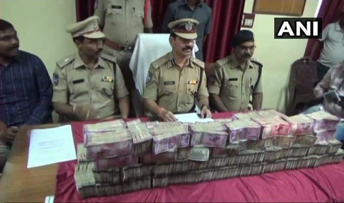 Telangana Police Recover Rs 5.8 Crore Unaccounted Cash From Car Ahead of Assembly Elections