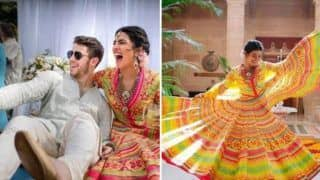 Priyanka Chopra And Nick Jonas First Pictures From Their Mehendi Ceremony Are Out And we Can't Keep Calm