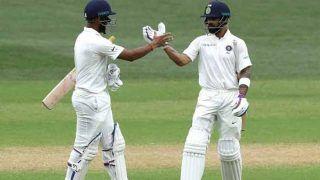 एडिलेड टेस्ट: कोहली-पुजारा की साझेदारी से भारत मजबूत स्थिति में, ऑस्ट्रेलिया 166 रन पीछे