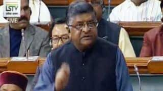 Ravi Shankar Prasad Hits Out at Rahul Gandhi, Says 'Congress President Suffering From Rafale Phobia,' Accuses Him of Putting India's Security in Jeopardy
