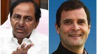 Lok Sabha Elections 2019: Seven Congress MLAs Defect to Ruling Telangana Rashtra Samithi, Likely to Meet Governor Narasimhan Today