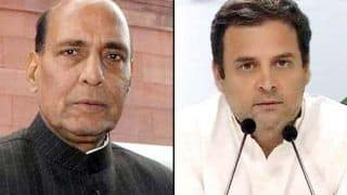 Rafale Deal Verdict: Rajnath Singh Seeks Apology From Rahul Gandhi; Congress Stands by Its Demand For JPC Probe
