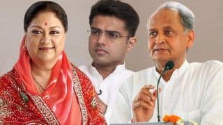Rajasthan Election Results 2018 LIVE Streaming on ZEE News Rajasthan: Watch Rajasthan Assembly Election Results Online Streaming and Telecast Here