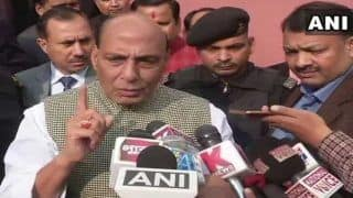 Congress Only Seeks Votes in Baba Saheb's Name While BJP Gives Respect to The Leader, Says Rajnath Singh