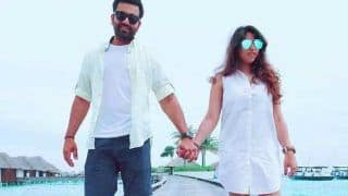 Rohit Sharma Shares Adorable Post With Wife Ritika Sajdeh; Yuzvendra Chahal Spoils Special Moment With a Hilarious Reply For India Opener | SEE PIC